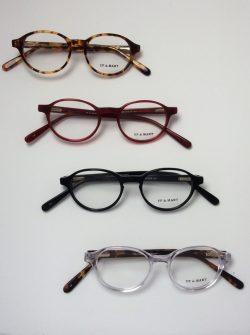 ronde Yf & MArt brillen