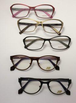 Rohm en Jup brillen